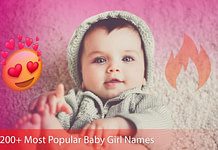 200+ Most Popular Baby Girl Names 2020 - Unique and Trendy