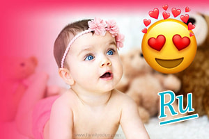 Baby Girl Names Starting with Ru